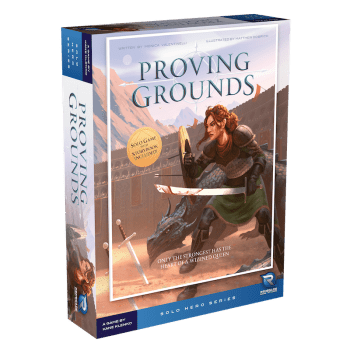Proving Grounds (2nd edition) - настолна игра