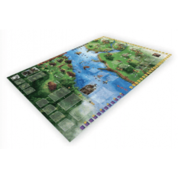 Raiders of the North Sea Playmat - Pikko Games