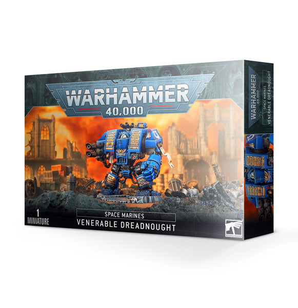 Space Marines Venerable Dreadnought - Pikko Games