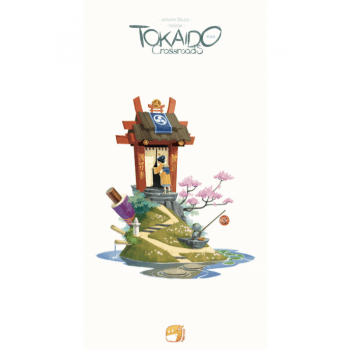 Tokaido: Crossroads (New Edition) - настолна игра