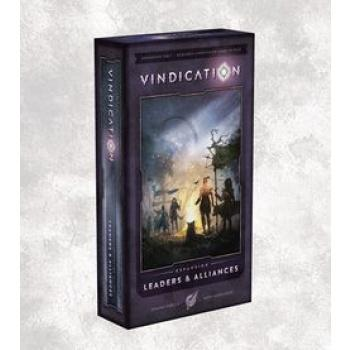 Vindication: Leaders & Alliances Expansion - настолна игра