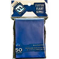 FFG Standard Card Game Sleeves (Blue) - 63.5мм x 88мм