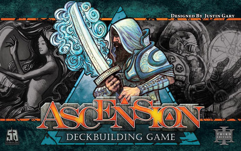 Ascension: Deckbuilding Game (3rd Edition)- настолна игра