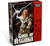 Blood Rage: Gods of Asgard Expansion