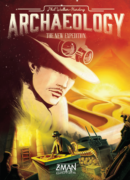 Archaeology: The New Expedition - настолна игра
