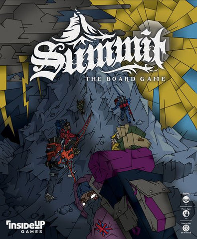 Summit: The Board Game - настолна игра