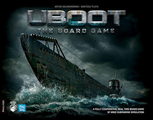 UBOOT: The Board Game - настолна игра