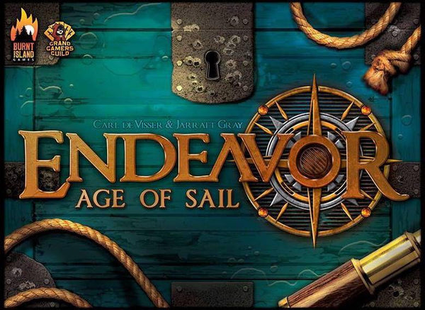 Endeavor: Age of Sail - настолна игра