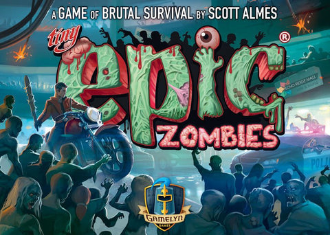 Tiny Epic Zombies - настолна игра