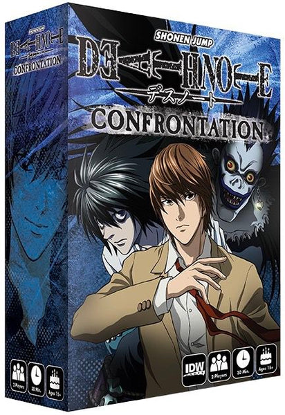 Death Note: Confrontation - настолна игра