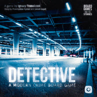 Detective: A Modern Crime Board Game - настолна игра
