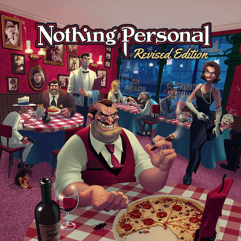 Nothing Personal (Revised Edition) - настолна игра