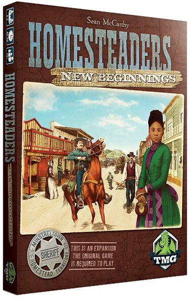 Homesteaders: New Beginnings Exp