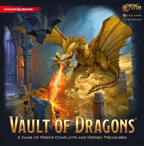 Vault of Dragons - настолна игра