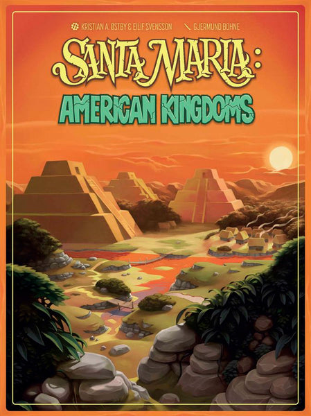 Santa Maria: American Kingdoms Expansion