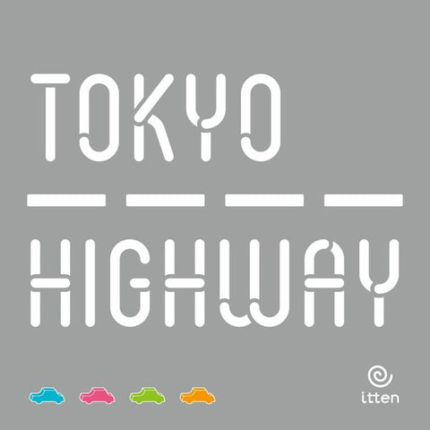 Tokyo Highway (four-player edition) - настолна игра