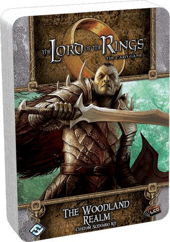 The Lord of the Rings: The Card Game - The Woodland Realm Expansion - Pikko Games