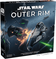 Star Wars: Outer Rim - настолна игра