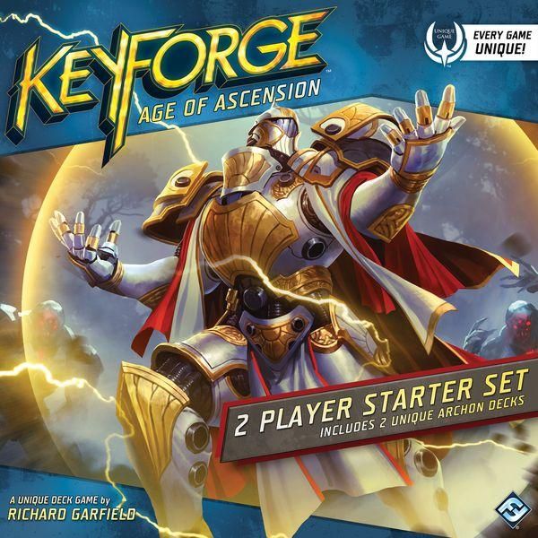 KeyForge: Age of Ascension - настолна игра