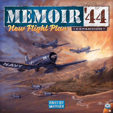 Memoir'44: New Flight Plan Expansion