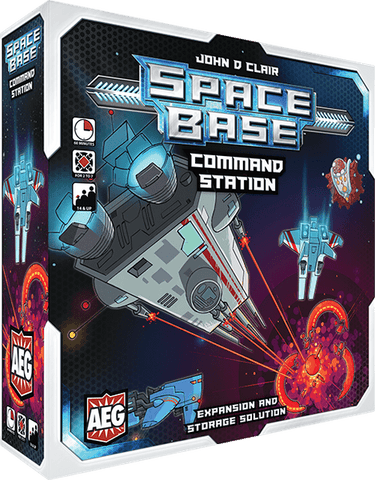 Space Base: Command Station - настолна игра