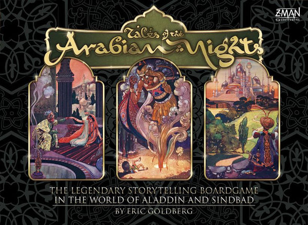 Tales of the Arabian Nights - настолна игра