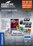 Adventure Games: The Volcanic Island - настолна игра
