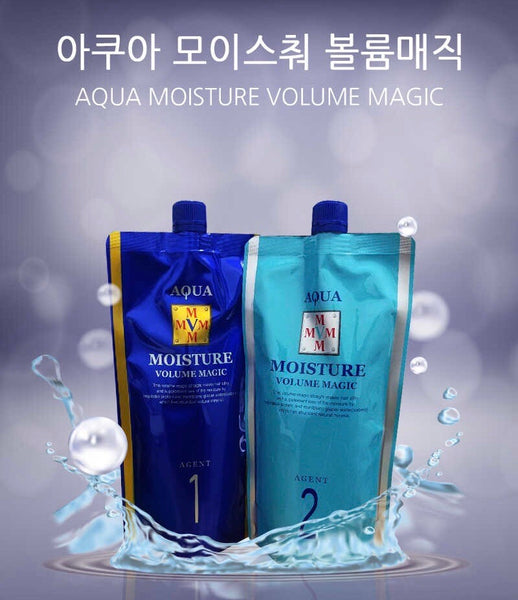 AQUA MOISTURE VOLUME MAGIC - ILJIN
