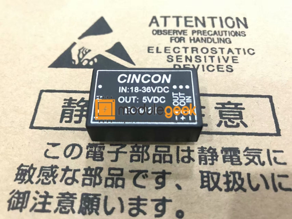1Pcs Power Supply Module Cincon Ec3A21 New 100% Best Price And Quality Assurance Module