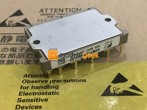 1Pcs Power Supply Module Fuji 6Mbp30Rh060-50 New 100% Best Price And Quality Assurance Module