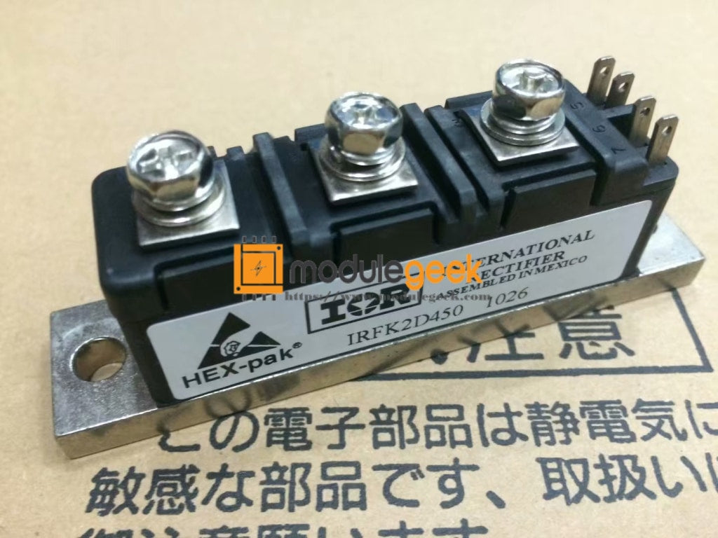 1Pcs Power Supply Module Ir Irfk2D450 New 100% Best Price And Quality Assurance Module