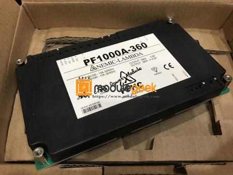 1Pcs Power Supply Module Lambda Pf1000A-360 New 100% Best Price And Quality Assurance Module