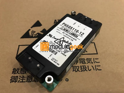 1Pcs Power Supply Module Nemic-Lambda Ph50S110-12 New 100% Best Price And Quality Assurance Module