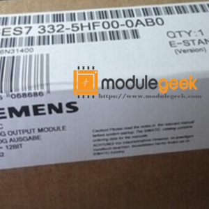 1PCS SIEMENS 6ES7322-5HF00-0AB0 POWER SUPPLY MODULE NEW 100% Best price and quality assurance