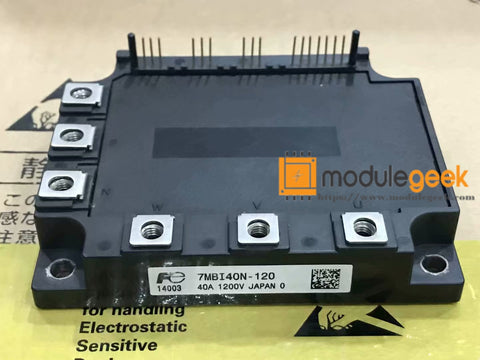 1PCS FUJI 7MBI40N-120 POWER SUPPLY MODULE NEW 100% Best price and quality assurance