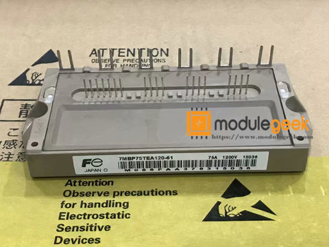 1PCS FUJI 7MBP75TEA120-61 POWER SUPPLY MODULE NEW 100% Best price and quality assurance