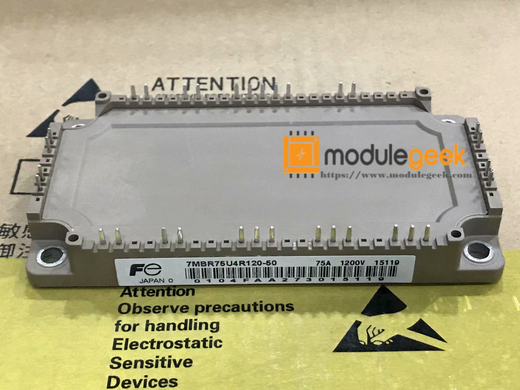 1PCS FUJI 7MBR75U4R120-50 POWER SUPPLY MODULE NEW 100% Best price and quality assurance