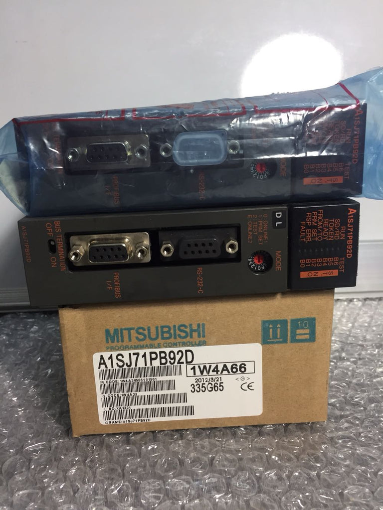 1PCS MITSUBISHI A1SJ71PB92D POWER SUPPLY MODULE  NEW 100%  Best price and quality assurance