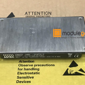 1PCS ASTEC AM80A-048L-033F70 POWER SUPPLY MODULE  NEW 100%  Best price and quality assurance