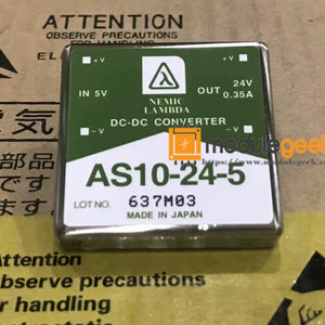 1PCS NEMIC-LAMBDA AS10-24-5 POWER SUPPLY MODULE NEW 100% Best price and quality assurance