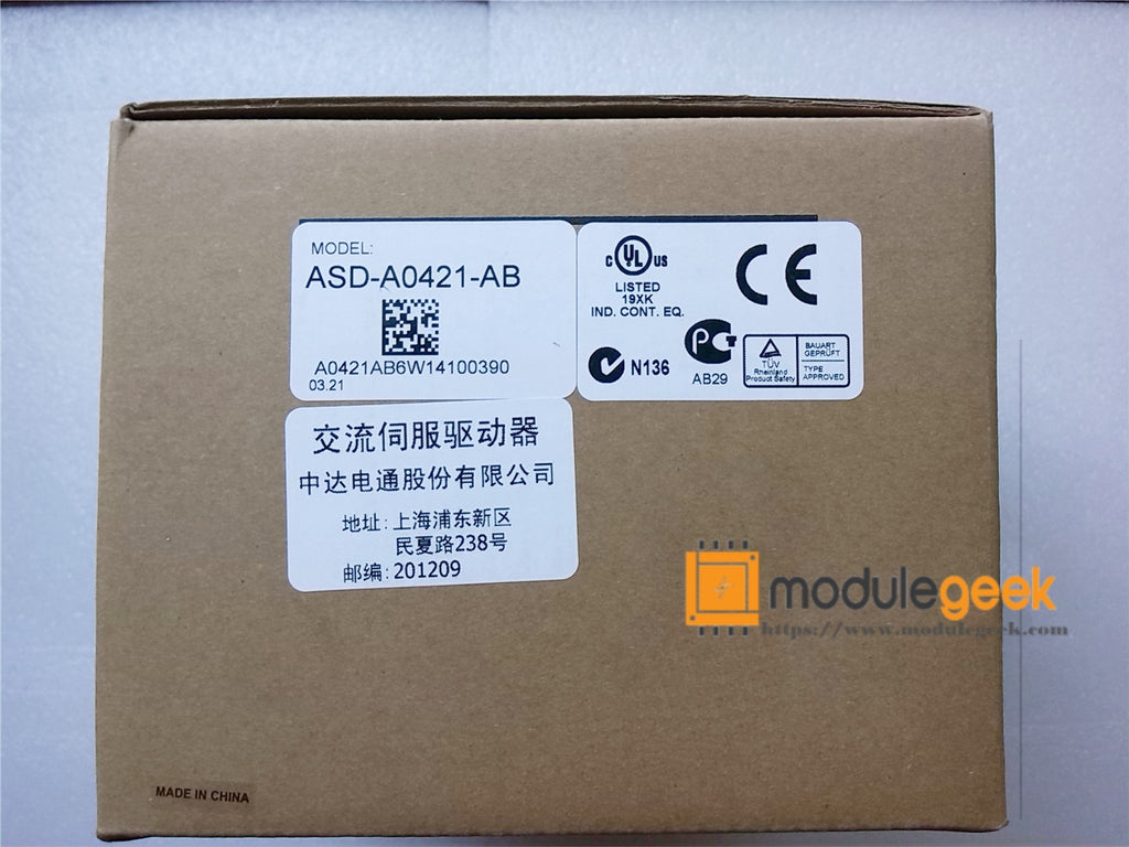 1PCS DELTA ASD-A0421-AB POWER SUPPLY MODULE NEW 100% Best price and quality assurance