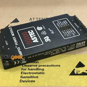 1PCS ASTEC AM80A-300L-120F18 POWER SUPPLY MODULE NEW 100% Best price and quality assurance
