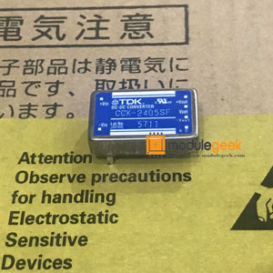 1PCS TDK CCK-2405SF POWER SUPPLY MODULE NEW 100% Best price and quality assurance