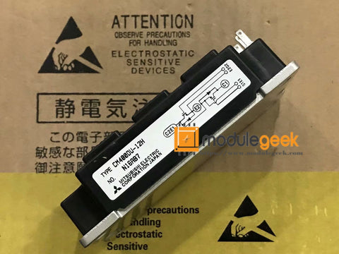 1PCS MITSUBISHI CM400DU-12H POWER SUPPLY MODULE NEW 100%  Best price and quality assurance