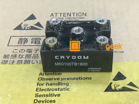 1PCS CRYDOM M50100TB1600 POWER SUPPLY MODULE NEW 100%  Best price and quality assurance