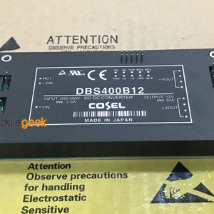 1PCS COSEL DBS400B12 POWER SUPPLY MODULE NEW 100% Best price and quality assurance