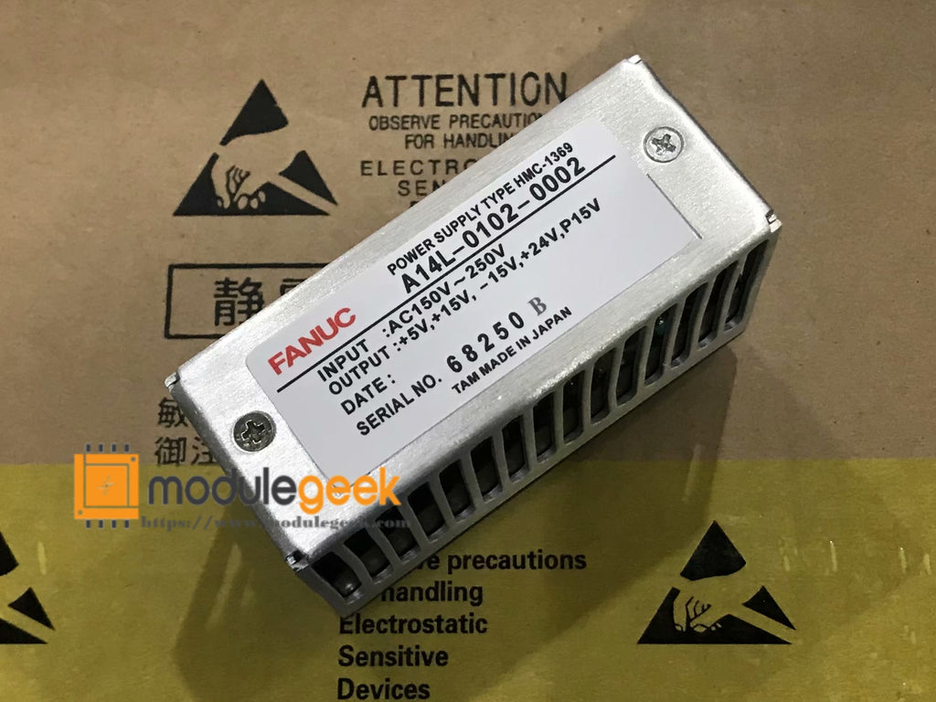 1PCS FANUC A14L-0102-0002 POWER SUPPLY MODULE NEW 100% Best price and quality assurance