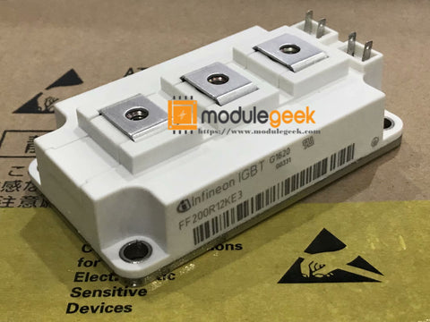 1PCS INFINEON FF200R12KE3 POWER SUPPLY MODULE NEW 100% Best price and quality assurance