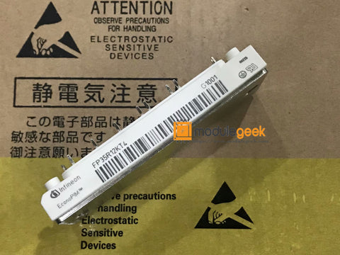 1PCS INFINEON FP35R12KT4 POWER SUPPLY MODULE NEW 100% Best price and quality assurance
