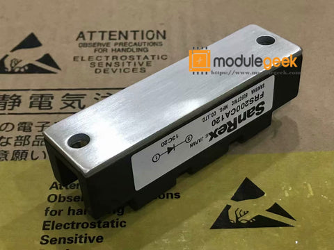1PCS SANREX FRS200CA120 POWER SUPPLY MODULE NEW 100% Best price and quality assurance